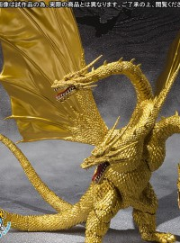 BANDAI 魂商店限定 S.H.MonsterArts GODZILLA VS KING GHIDORAH 哥吉拉 VS 王者基多拉 - KING GHIDORAH 王者基多拉(特別色版Ver.)-02