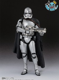 BANDAI S.H.Figuarts STAR WARS EPISODE VII THE FORCE AWAKENS 星際大戰七部曲 原力覺醒 - CAPTAIN PHASMA 法斯瑪隊長-01
