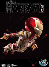 EGG ATTACK ACTION EAA-036 MARVEL IRON MAN 3 鋼鐵人 3 - MARK XLII、MARK 42、馬克 42-01