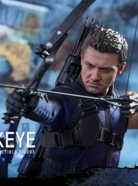 HOT TOYS MARVEL CAPTAIN AMERICA CIVIL WAR 美國隊長 英雄內戰 - HAWKEYE 鷹眼(JEREMY RENNER 傑瑞米雷納飾演)-01