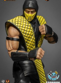 STORM TOY MORTAL KOMBAT 真人快打 - SCORPION 魔蠍-02