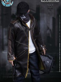 VTS VM-016 WATCH DOGS 看門狗 - AIDEN PEARCE 艾登皮爾斯-01