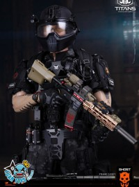 DAMTOYS SF002 GHOST SERIE 幽靈系列 - TITANS PMC(PRIVATE MILITARY CONTRACTOR) 泰坦職業傭兵部隊 - FRANK CASEY 法蘭克凱西-02