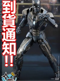 HOT TOYS MARVEL IRON MAN 3 鋼鐵人 3 - SHOTGUN 獵槍、MARK XL、MARK 40、馬克40(到貨通知