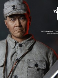 INFLAMES TOYS X NEWSOUL TOYS IFT-015 CHINA MILITARY SPIRIT 中國軍魂 - 亮劍出鞘-01