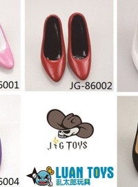 JG TOYS JG86001~86005 HIGH-HEELED SHOES 高跟鞋配件組