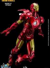 KING ARTS DSF022 MARVEL IRON MAN 2 鋼鐵人 2 - MARK IV、MARK 4、馬克 4-04