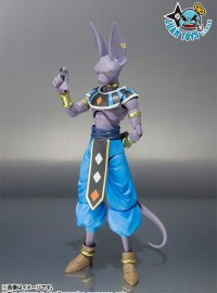 BANDAI S.H.Figuarts DRAGON BALL SUPER 七龍珠 超 - BEERUS 破壞神 比魯斯-01