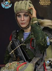 DAMTOYS 78035 RUSSIAN AIRBORNE TROOPS 俄羅斯VDV空降部隊女傘兵 - NATALIA 娜塔莉亞-01