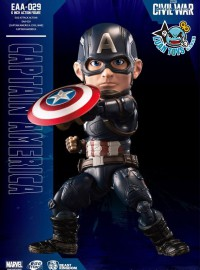 EGG ATTACK ACTION EAA-029 MARVEL CAPTAIN AMERICA CIVIL WAR 美國隊長 英雄內戰 - CAPTAIN AMERICA 美國隊長-01