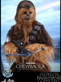 HOT TOYS STAR WARS EPISODE VII THE FORCE AWAKENS 星際大戰七部曲 原力覺醒 - CHEWBACCA 邱巴卡-02