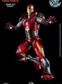 KING ARTS DFS017 MAVEL IRON MAN 3 鋼鐵人 3 - NIGHTCLUB 夜店、MARK XVI、MARK 16、馬克 16-08