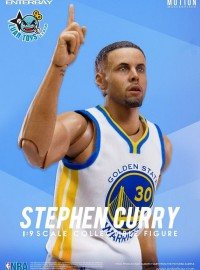 ENTERBAY NBA GOLDEN STATE WARRIORS 美國職籃金州勇士隊 - STEPHEN CURRY 史蒂芬柯瑞-03