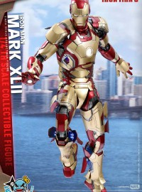HOT TOYS MARVEL IRON MAN 3 鋼鐵人 3 - MARK XLII、MARK 42、馬克 42、TONY STARK 東尼史塔克(ROBERT DOWNEY JR. 小勞勃道尼飾演)-03