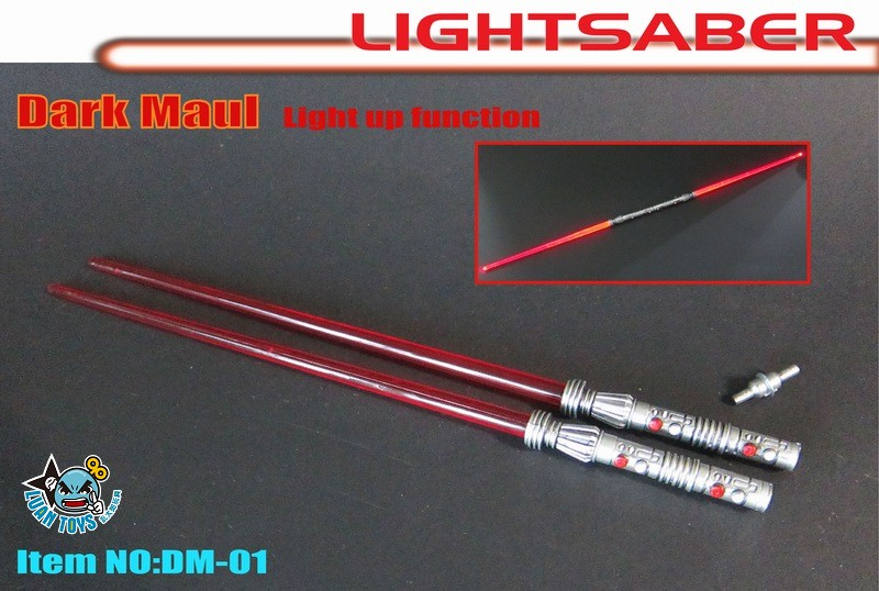 HOBBY NUTS DARTH MAUL LIGHTSABER 達斯魔光劍配件組-01