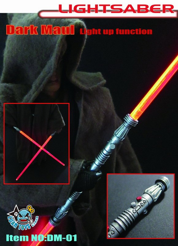 HOBBY NUTS DARTH MAUL LIGHTSABER 達斯魔光劍配件組-04