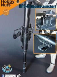 HOBBY NUTS RPS-6 ROCKET LAUNCHER RPS-6 火箭發射器、火箭筒配件組-05