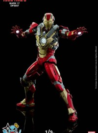 KING ARTS DFS007 MARVEL IRON MAN 3 鋼鐵人 3 – HEARTBREAKER 破心者、MARK XVII、MARK 17、馬克17-07