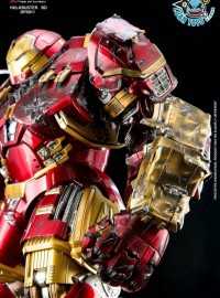 KING ARTS DFS011 MARVEL AVENGERS AGE OF ULTRON 復仇者聯盟 2 奧創紀元 - HULK BUSTER 浩克破壞者(BD 電動版Ver.)-08