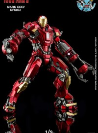 KING ARTS DFS032 MARVEL IRON MAN 3 鋼鐵人 3 – RED SNAPPER 紅鯛魚、MARK XXXV、MARK 35、馬克35-08