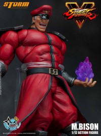 STORM TOY CAPCOM STREET FIGHTER V 快打旋風 5 – M.BISON M.拜森-08