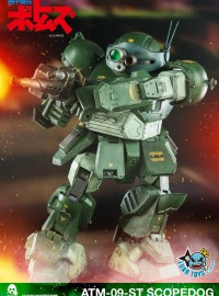 Threezero ARMORED TROOPER VOTOMS 裝甲騎兵 - ATM-09-ST SCOPEDOG 眼鏡鬥犬-06
