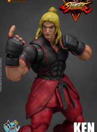 STORM TOY CAPCOM STREET FIGHTER V 快打旋風 5 - KEN 肯-03