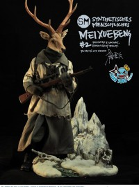 TOYS CITY 龍之城 TC.M1006 SYNTHETISCHES MENSCHLICHES SM動物軍團系列 – MEI XUEBENG 梅雪兵-01