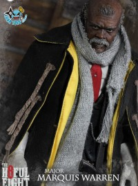 ASMUS TOYS THE HATEFUL EIGHT 八惡人 - THE BOUNTY HUNTER MAJOR MARQUIS WARREN 賞金獵人 華馬龍少校(SAMUEL JACKSON 山繆傑克森飾演)-01