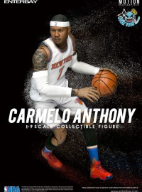 ENTERBAY MOTION MASTERPIECE NBA NEW YORK KNICKS 美國職籃紐約尼克隊 - CARMELO ANTHONY 卡梅羅安東尼-01