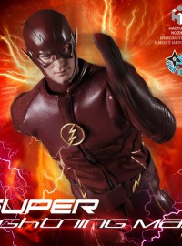 HaoYu TOYS ZH004 THE FLASH 閃電俠 – BARRY ALLEN 貝瑞艾倫、THE FLASH 閃電俠-01