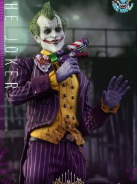 HOT TOYS DC BATMAN ARKHAM ASYLUM 蝙蝠俠 阿卡漢瘋人院 - THE JOKER 小丑-06