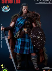 KAUSTIC PLASTI KPO0012 SCOTTISH LORD 蘇格蘭王(CIRCA 1500 AD 公元1500元)-05