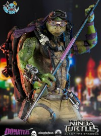 Threezero TEENAGE MUTANT NINJA TURTLES OUT OF THE SHADOWS 忍者龜 破影而出 - DONATELLO 多納太羅-05