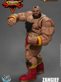 STORM TOY CAPCOM STREET FIGHTER V 快打旋風 5 - ZANGIEF 桑吉爾夫-15
