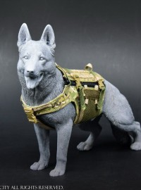 TOYS CITY 龍之城 TC-M9008 ACTICAL BODY ARMOR FOR WORKING DOGS 犬用戰術防彈背心配件組-02