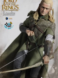 ASMUS TOYS THE LORD OF THE RINGS THE FELLOWSHIP OF THE RING 魔戒首部曲 魔戒現身 - LEGOLAS 勒苟拉斯(ORLANDO BLOOM 奧蘭多布魯飾演)(DX豪華版)-01