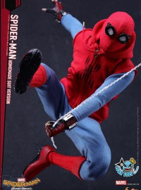 HOT TOYS MARVEL SPIDER-MAN HOMECOMING 蜘蛛人 返校日 - PETER PARKER 彼得帕克(TOM HOLLAN 湯姆霍蘭德飾演)(自製戰衣版Ver.)-08