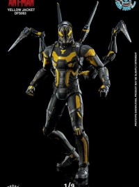KING ARTS DFS063 MARVEL ANT-MAN 蟻人 - YELLOW JACKET 黃蜂戰士-04