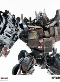 Threezero TRANSFORMERS AGE OF EXTINCTION 變形金剛 4 絕跡重生 - OPTIMUS PRIME 柯博文(EVASION EDITION 隱匿版Ver.)-01