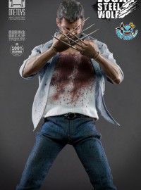 WORLD BOX  X ONETOYS LOGAN 羅根 - WOLVERINE 金鋼狼(HUGH JACKMAN 休傑克曼飾演)(BATTLE 決戰版)-01