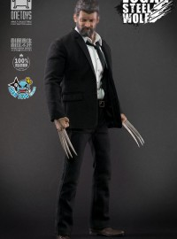 WORLD BOX  X ONETOYS LOGAN 羅根 - WOLVERINE 金鋼狼(HUGH JACKMAN 休傑克曼飾演)(DX豪華版)-01