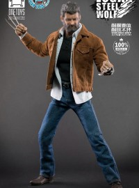 WORLD BOX  X ONETOYS LOGAN 羅根 - WOLVERINE 金鋼狼(HUGH JACKMAN 休傑克曼飾演)(STEALTH 潛行版)-01