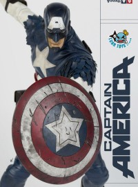 3A TOYS THREE A TOYS MARVEL CAPTAIN AMERICA 美國隊長-01