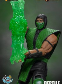 STORM TOY MORTAL KOMBAT 真人快打 - REPTILE 蜥蝪人-05