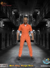 WOLFKING WK89012A JASON STATHAM & PRISONER CLOTHING SET 傑森史塔森頭雕 & 囚犯服裝配件組-01