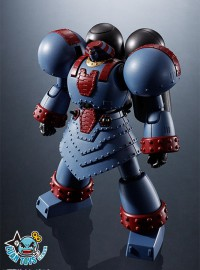 BANDAI SUPER ROBOT 超級機器人 SR超合金 GIANT ROBO THE ANIMATION VERSION 機械巨神 地球靜止之日 - GIANT ROBO 機械巨神-01