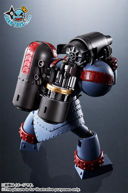 BANDAI SUPER ROBOT 超級機器人 SR超合金 GIANT ROBO THE ANIMATION VERSION 機械巨神 地球靜止之日 - GIANT ROBO 機械巨神-04