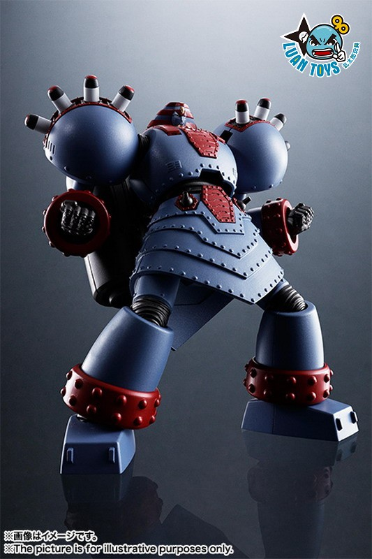 BANDAI SUPER ROBOT 超級機器人 SR超合金 GIANT ROBO THE ANIMATION VERSION 機械巨神 地球靜止之日 - GIANT ROBO 機械巨神-05
