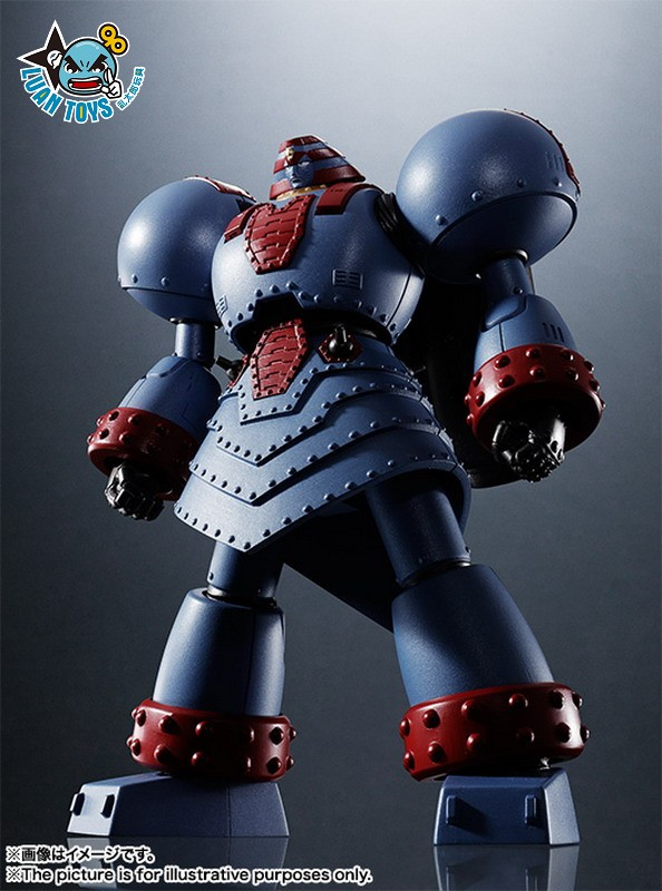 BANDAI SUPER ROBOT 超級機器人 SR超合金 GIANT ROBO THE ANIMATION VERSION 機械巨神 地球靜止之日 - GIANT ROBO 機械巨神-06